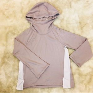 Calvin Klein Performance pullover with hood